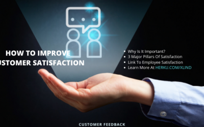 3 Steps To Improve Satisfaction Of Any Customer